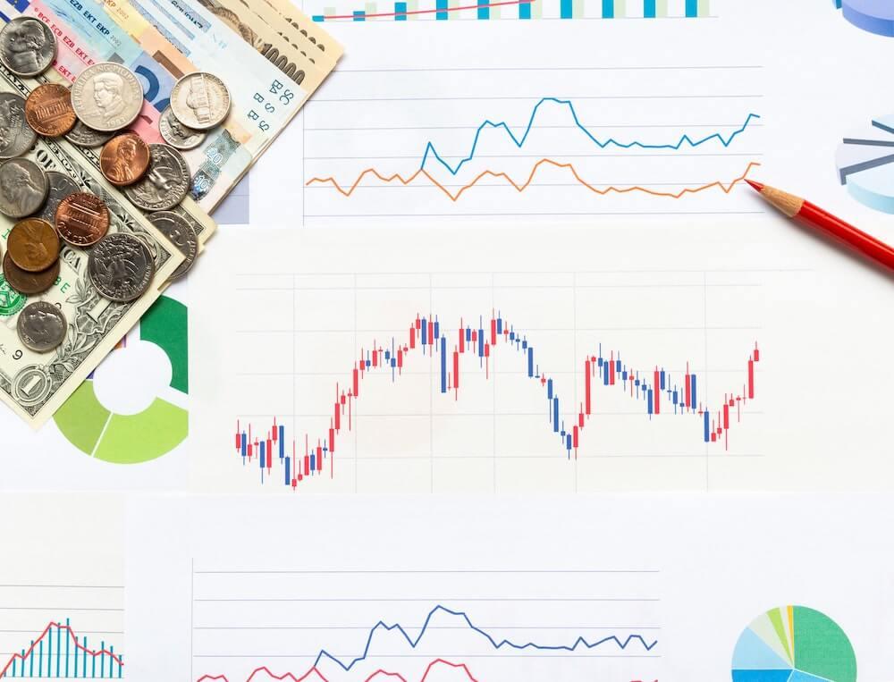 株価の変化とお金