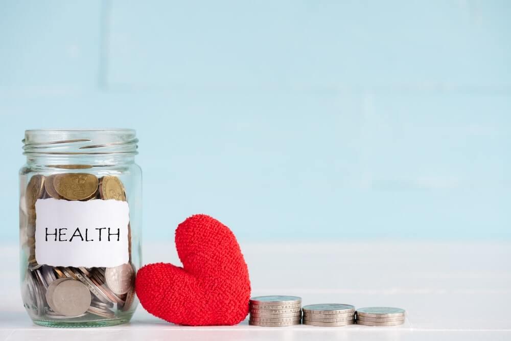 健康とお金のバランス