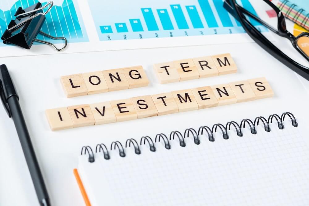 長期投資の考え