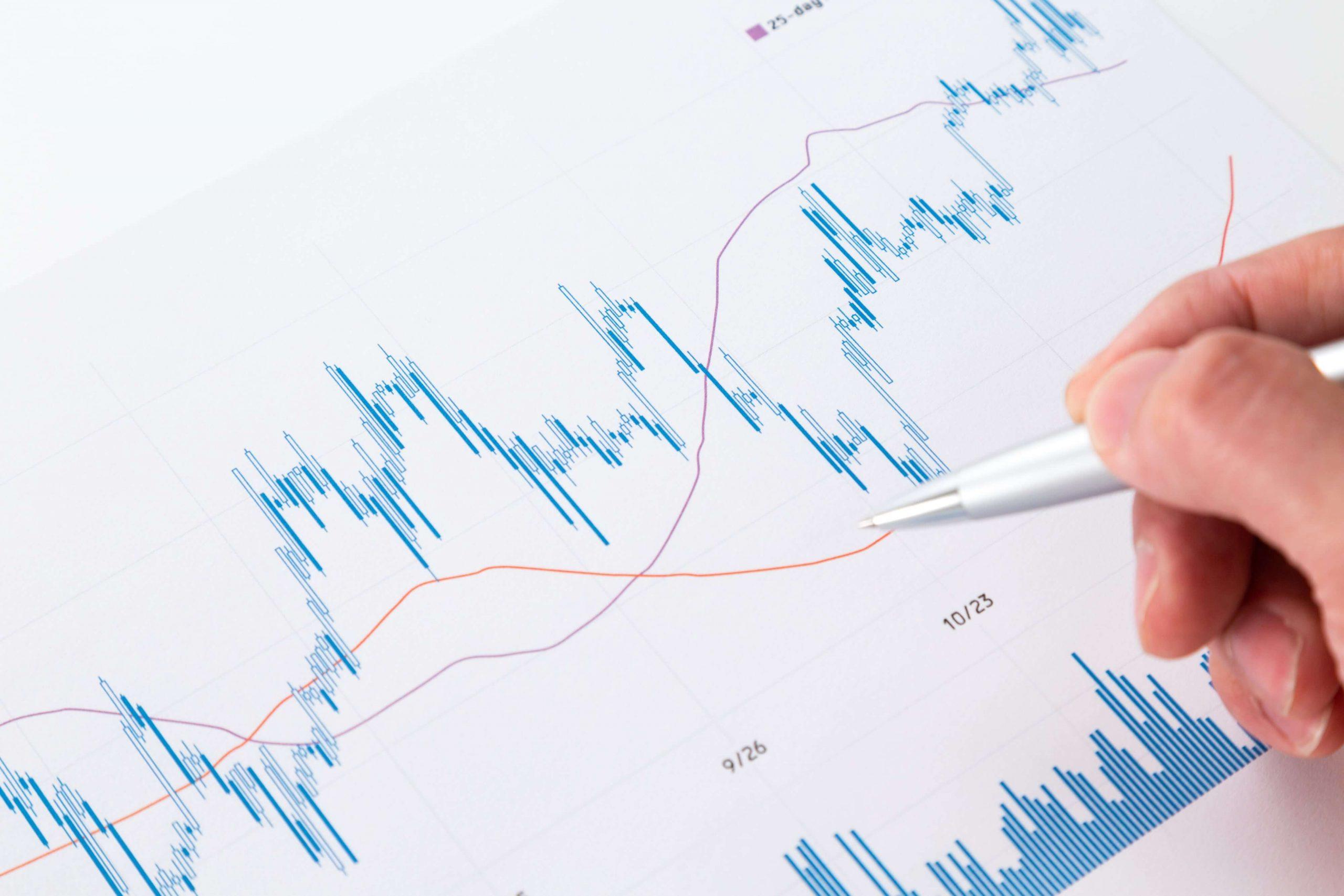 日米の株価推移の違いとは