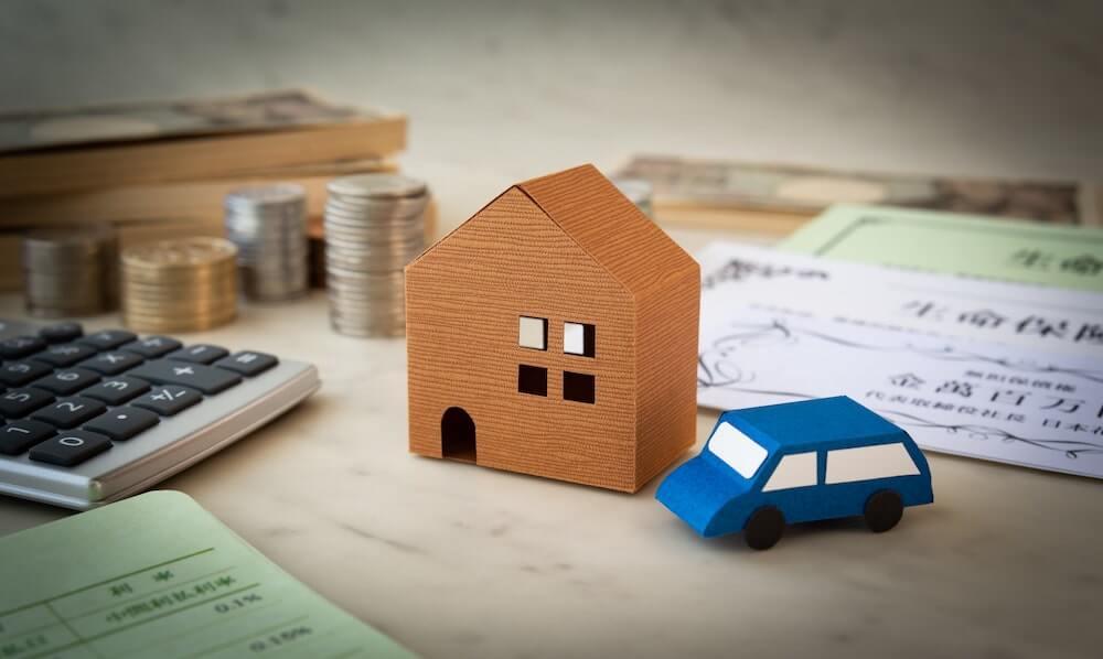 生命保険で家や財産を保護