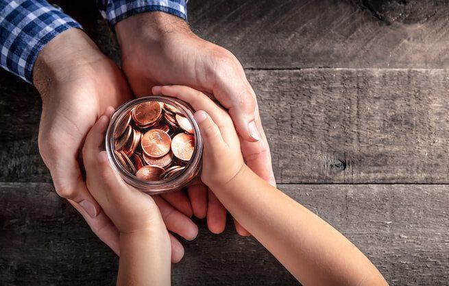 孫に財産を引き継ぐ
