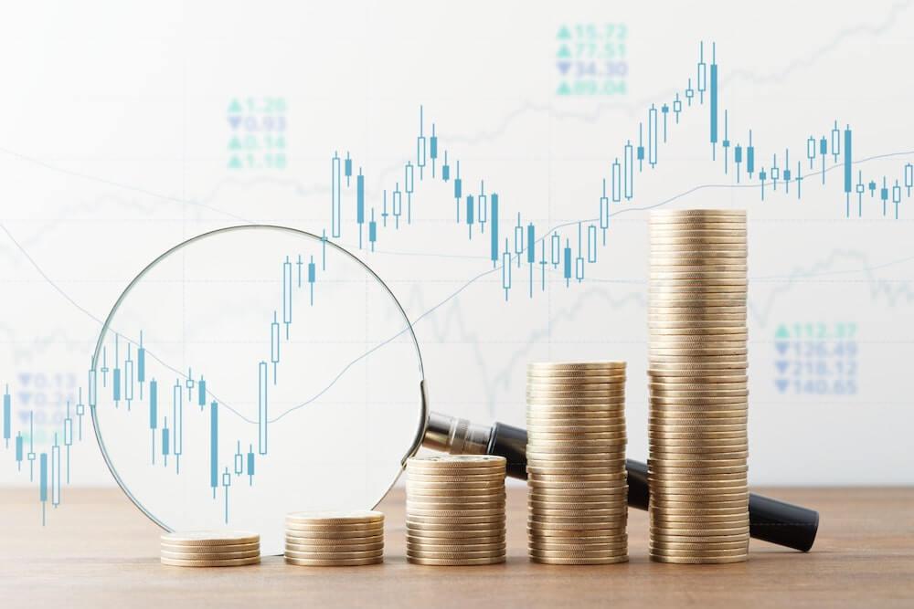 株価の上昇と資産の増加